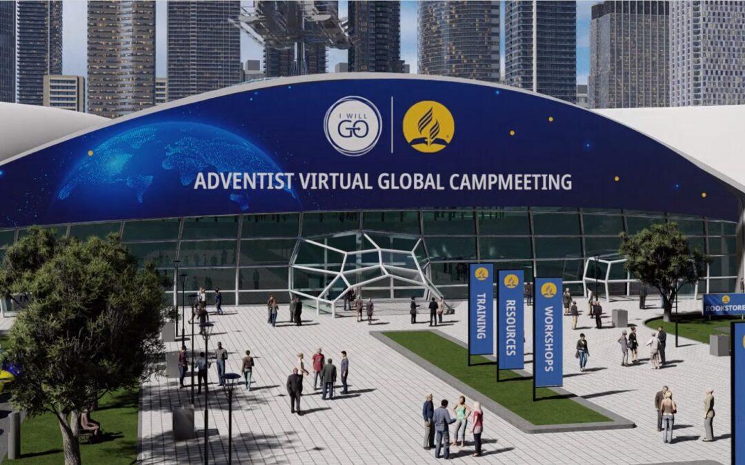 Navštivte Global Camp Meeting